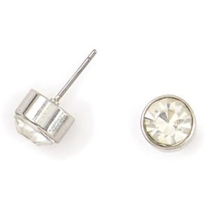 Picture of Victoria Stud Silver Earrings